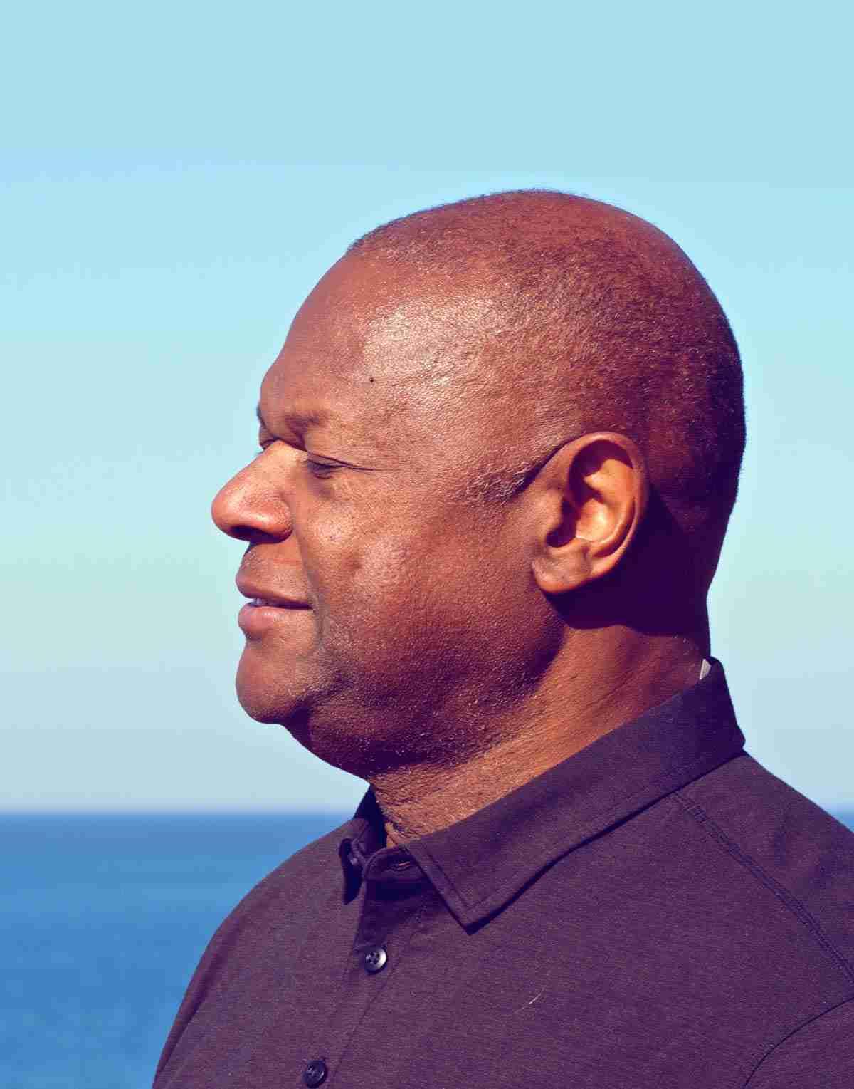 mindful yoga practitioner